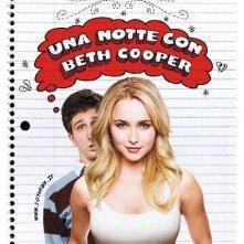 Locandina italian per Una notte con Beth Cooper