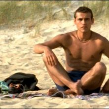 Stephane Rideau in una scena del film Quasi niente (Presque Rien, 2000)