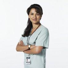 Suleka Mathew è Bobbie Jackson nella serie TV Hawthorne