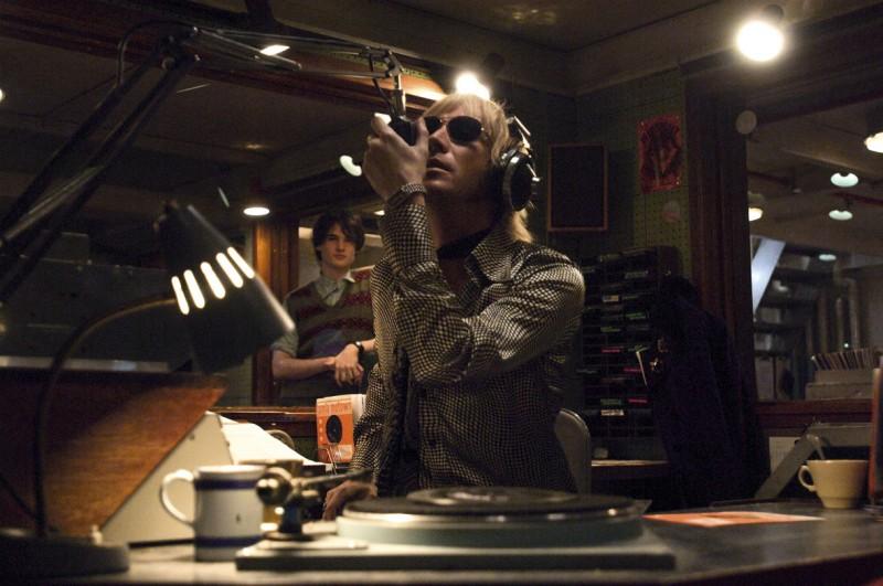 Rhys Ifans In Una Scena Del Film I Love Radio Rock 120398