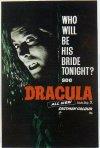 Una splendida locandina inglese del film Dracula il vampiro