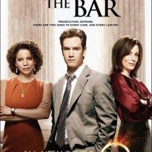 Un poster della Stagione 2 di Avvocati a New York