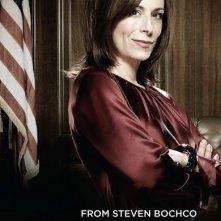 Uno dei character poster della seconda stagione di Avvocati a New York
