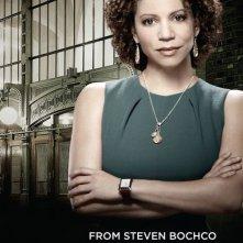 Uno dei character poster della Stagione 2 di Avvocati a New York
