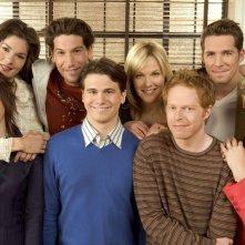Il cast della serie The Class in una foto promozionale