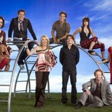 Il cast principale del serial tv The Class