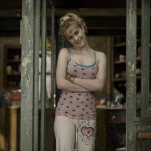 Evan Rachel Wood è Melody nel film Whatever Works, diretto da Woody Allen