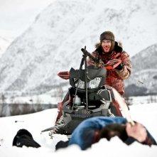 Lasse Valdal è Vegard nel film horror Dead Snow