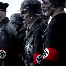 Orjan Gamst in un'immagine del film horror Dead Snow