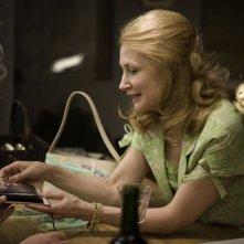 Patricia Clarkson è Marietta nel film Whatever Works, diretto da Woody Allen