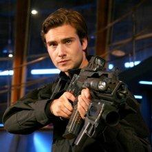 Ben Mansfield è Capitan Becker nell'episodio 6 della stagione 3 di Primeval