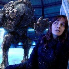 Lucy Brown nell'episodio 5 della stagione 3 di Primeval