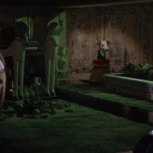 Felix Aylmer e Raymond Huntley in una scena del film La mummia