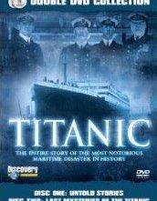 La locandina di Last Mysteries of the Titanic