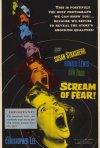 Locandina americana del 1961 del film La casa del terrore