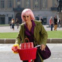 Maria Victoria Di Pace in un'immagine del film Tutti intorno a Linda