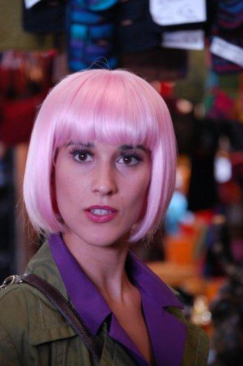 Maria Victoria Di Pace interpreta Linda nel film Tutti intorno a Linda
