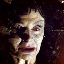 Prudence Hyman è la terribile Megaera nel film Lo sguardo che uccide