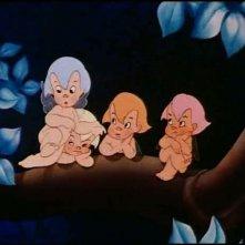 Gli irresistibili angeli dell'episodio dei centauri nel film Fantasia