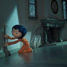 Un'immagine di Coraline e la porta magica