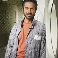 Omar Metwally in una foto promozionale del film tv Virtuality