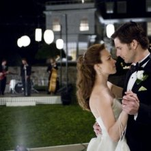 Una romantica danza per Eric Bana e Rachel Mc Adams, freschi sposini in The Time Traveler's Wife