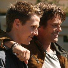 Harry Hamlin e Jason Dohring nell'episodio 'Il nuovo presidente' della serie tv 'Veronica Mars'