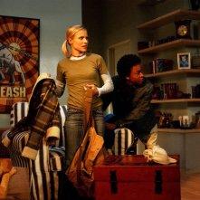 Kristen Bell e Percy Daggs III in una scena dell'episodio 'Come una vergine' di 'Veronica Mars'
