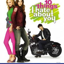 La locandina di 10 Things I Hate About You