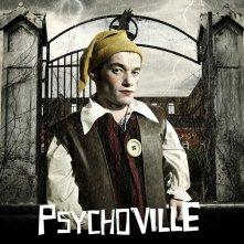 Jason Tompkins in un poster promozionale della serie Psychoville