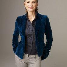 Kyra Sedgwick in una immagine promozionale della stagione 5 di The Closer