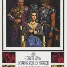 La locandina di Cleopatra