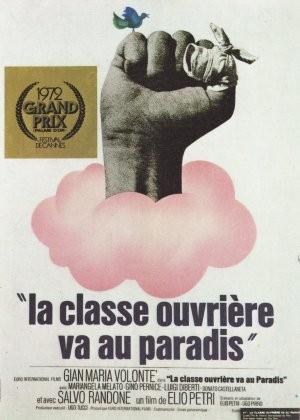 La Locandina Di La Classe Operaia Va In Paradiso 121764
