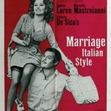 La locandina di Matrimonio all'italiana