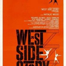 La locandina di West Side Story