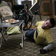Michael J. Fox appare nel ruolo di Dwight nell'episodio Baptism di Rescue Me