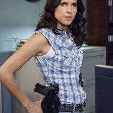 Paola Turbay in una scena dell'episodio Blood Money di The Closer