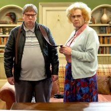 Reece Shearsmith e Steve Pemberton nella serie Psychoville