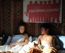 Scamarcio e Jasmine Trinca in una scena de Il grande sogno