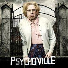 Una manifesto promozionale della serie Psychoville
