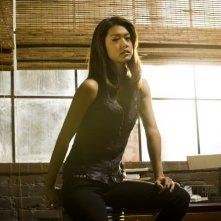 Grace Park in una foto promozionale della stagione 2 di The Cleaner