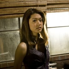 Grace Park in una immagine promozionale della seconda stagione di The Cleaner