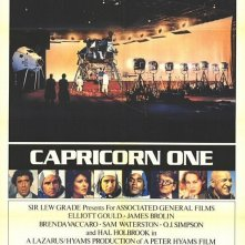 La locandina di Capricorn One