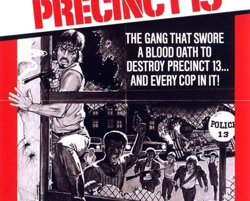 Distretto 13 le brigate della morte 1976 film for Le nombre 13 film