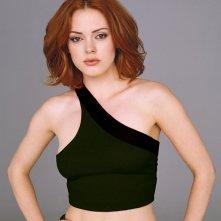 Rose McGowan in una foto promozionale della 5 season di Streghe