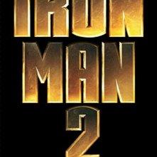Teaser poster di Iron Man 2