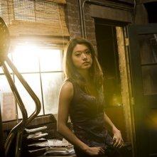 Una immagine promozionale di Grace Park per la seconda stagione di The Cleaner