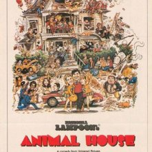 La locandina di Animal House