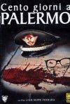 La locandina di Cento giorni a Palermo