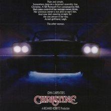 La locandina di Christine, la macchina infernale